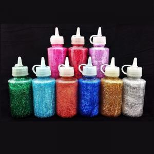 Metallic Color Glitter Glue